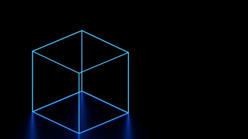Neon Cube preview image