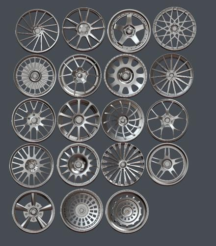 car wheels preview image