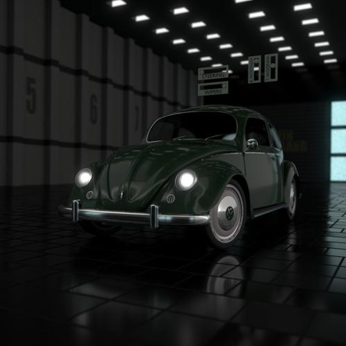 VW Beetle preview image