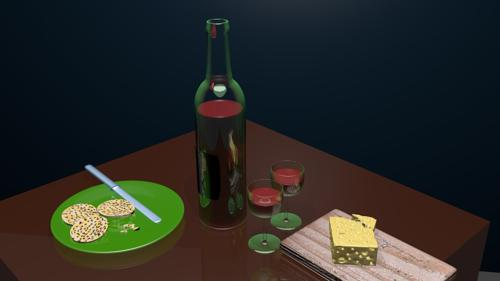 Cheese and Wine preview image