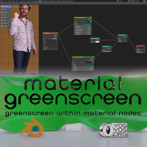 Greenscreen Within EEVEE preview image