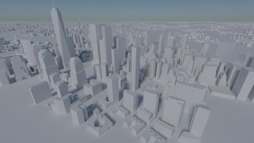 Modified New York City preview image