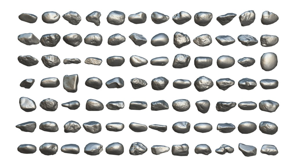 84 lowpoly rocks preview image 7