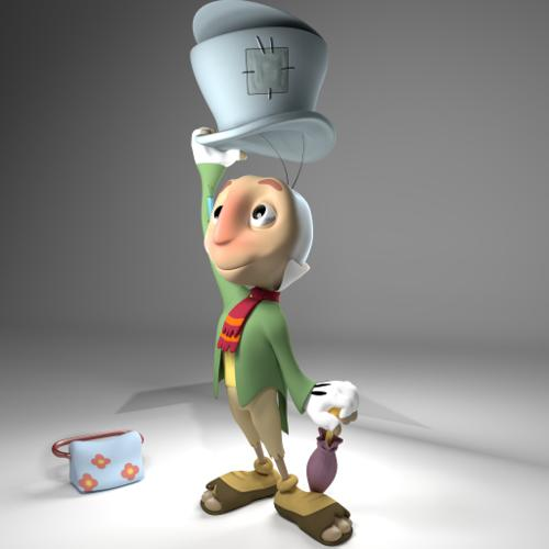 Jiminy Cricket preview image