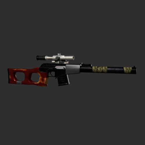 VSS Vinotrez Sniper Rifle preview image