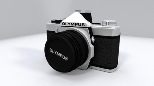Olympus OM1 - Film Camera preview image
