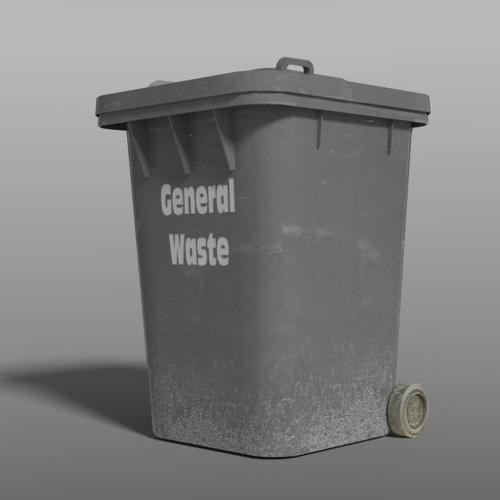Waste bin, recycle preview image