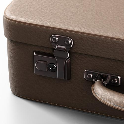 Leather Suitcase preview image