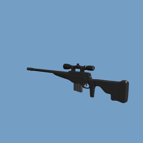 Sniper for the Blender Game engine preview image