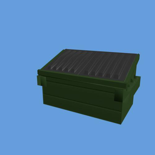 Dumpster for the game engine preview image