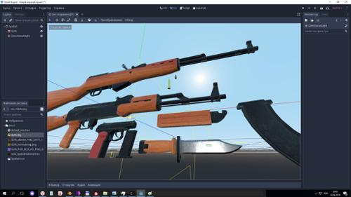small soviet weapon pack preview image
