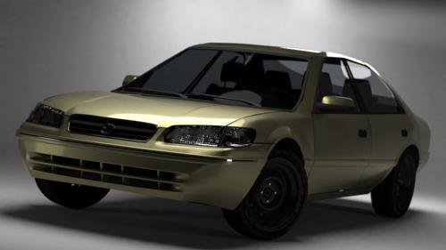 Toyota Camry 2001 preview image