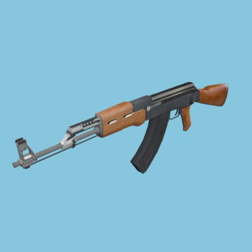 AK 47 Textured preview image