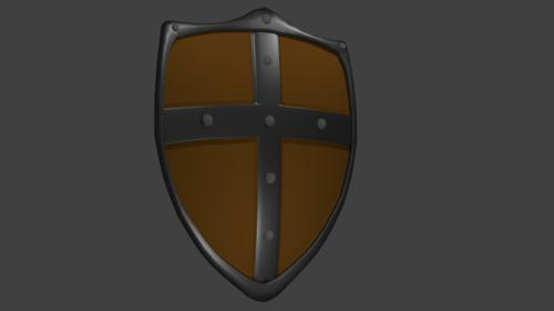 Medieval Shield preview image