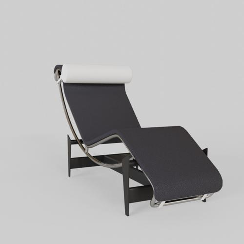 LC4 Chaise Longue preview image