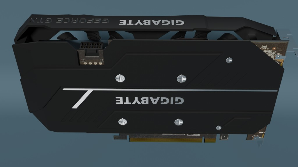Gigabyte Geforce GTX 1660 TI Gaming OC 6G ( computer part ) preview image 2