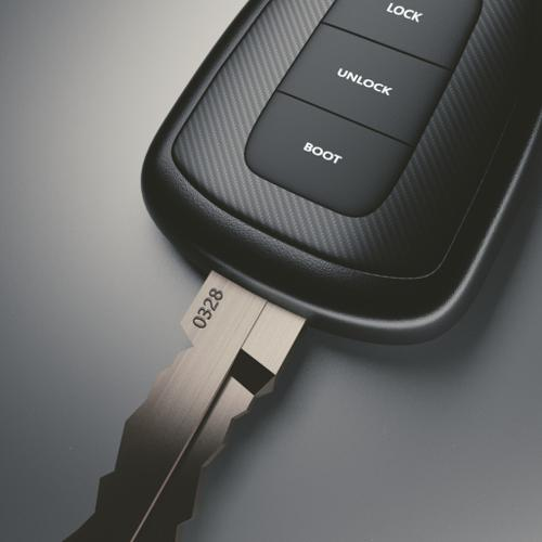 Carbon Fibre Key preview image