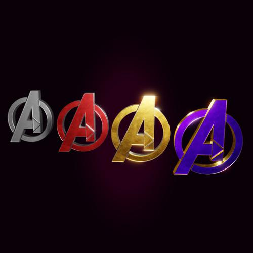 All Avengers Logos preview image