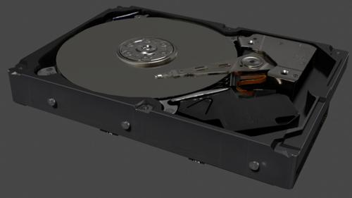 Seagate Barracuda 2 TB ( computer part ) preview image