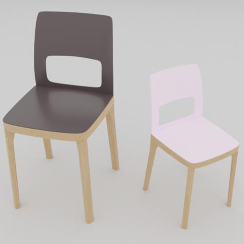 Chair Hussl ST6N preview image