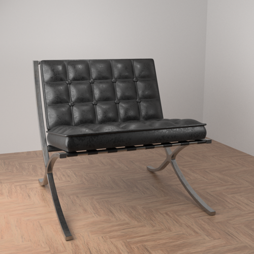 Barcelona chair preview image