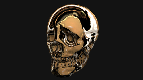 Golden Skull preview image