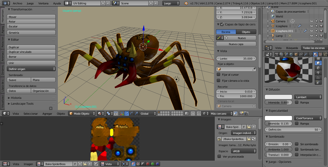 Spider-Boss preview image 1