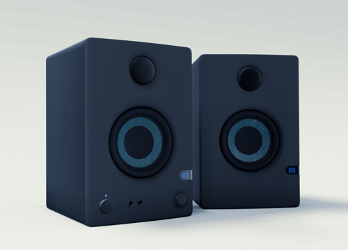 Eris 3.5 Monitor Speaker preview image