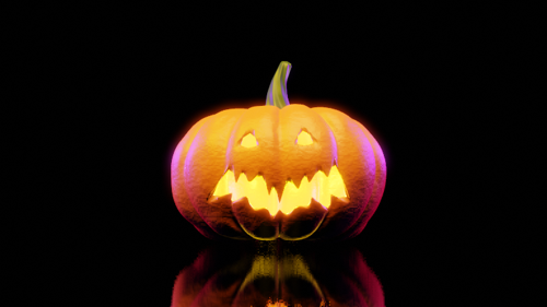 Halloween pumpkin preview image