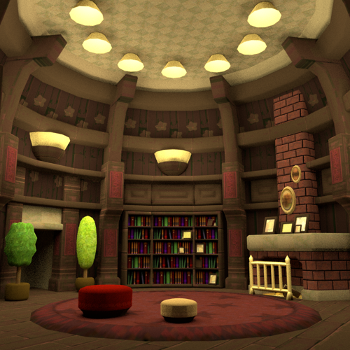 Super Mario Galaxy - The Library preview image
