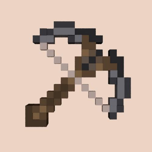 Minecraft crossbow preview image