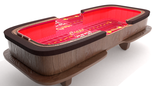 Craps Table preview image