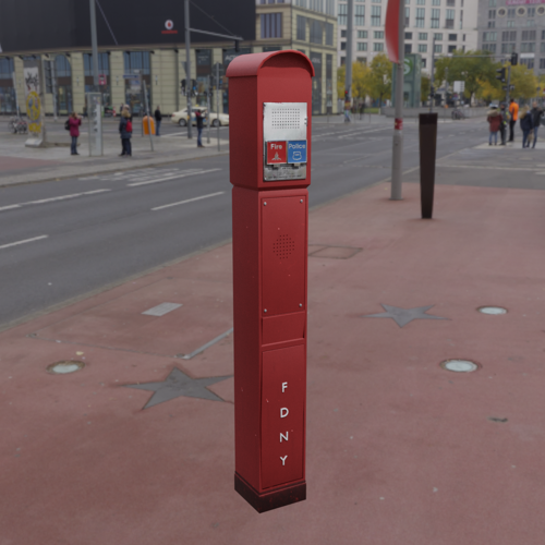 Emergency Call Box preview image