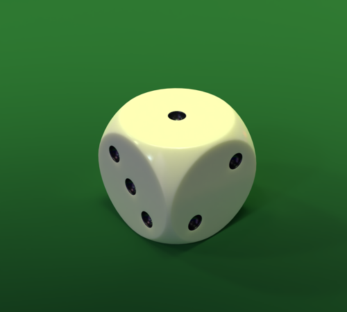 Playing dice preview image