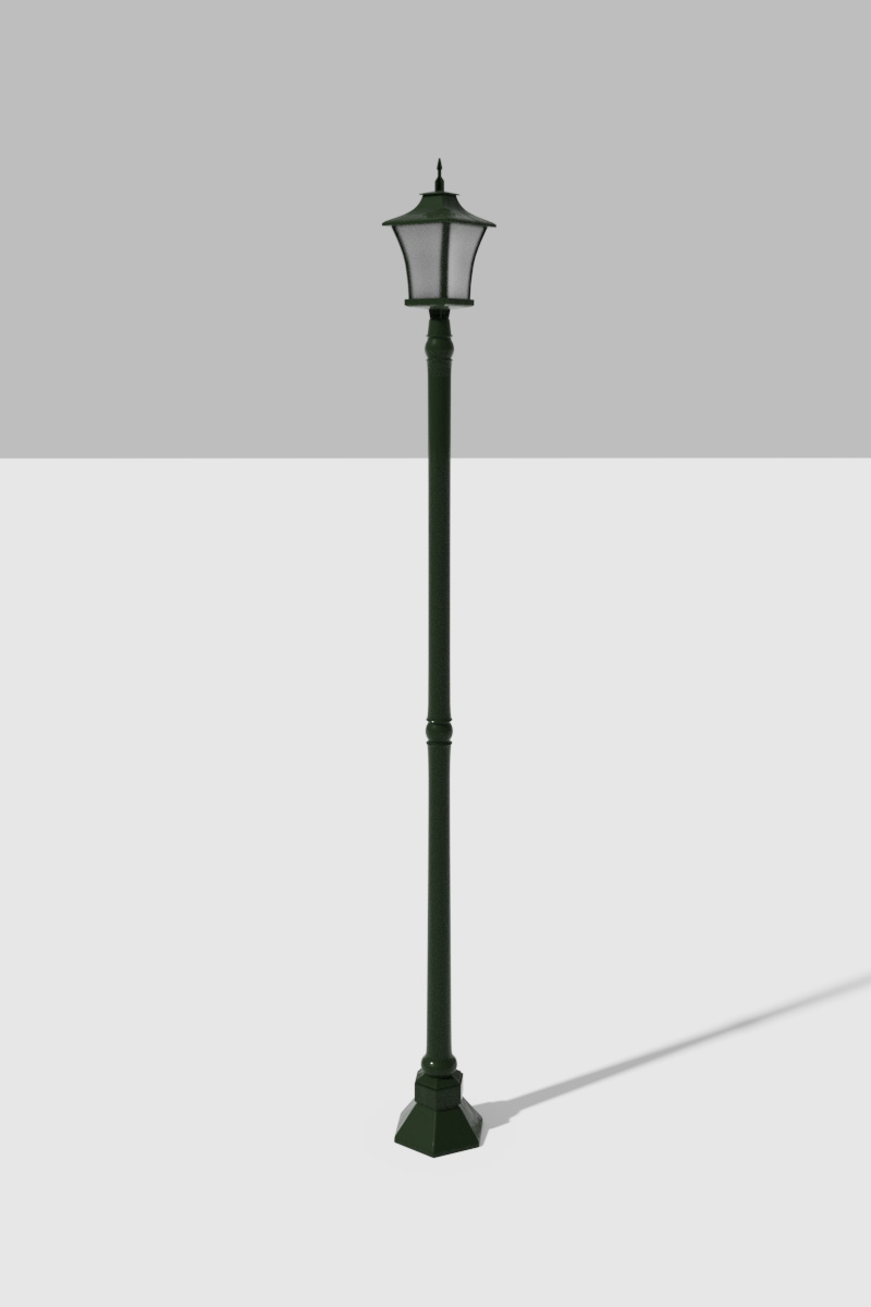 Decorative Street Light preview image 1