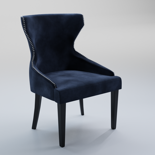 Velvet Chair  preview image