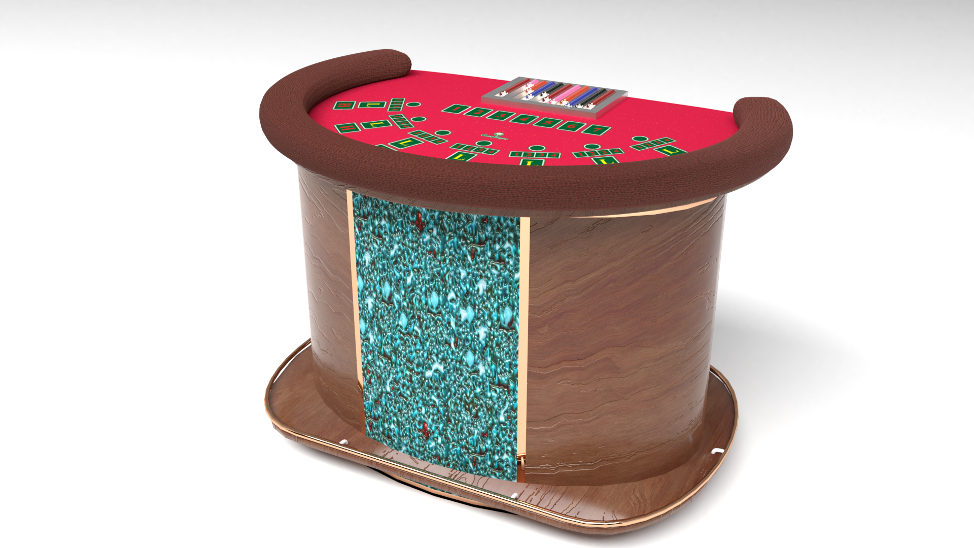 Pai-gow Table preview image 1