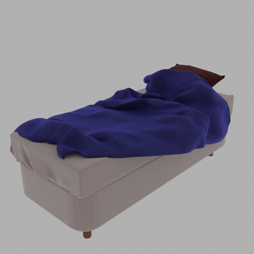 Single bed preview image