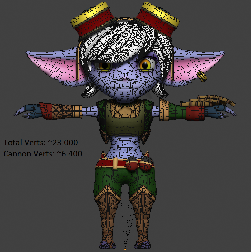 Tristana, The Yordle Gunner [LoL] - Read Desc. preview image 3