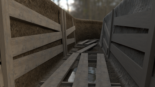 WWI Trench preview image