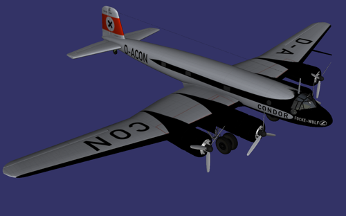 Focke-Wulf Fw 200 preview image