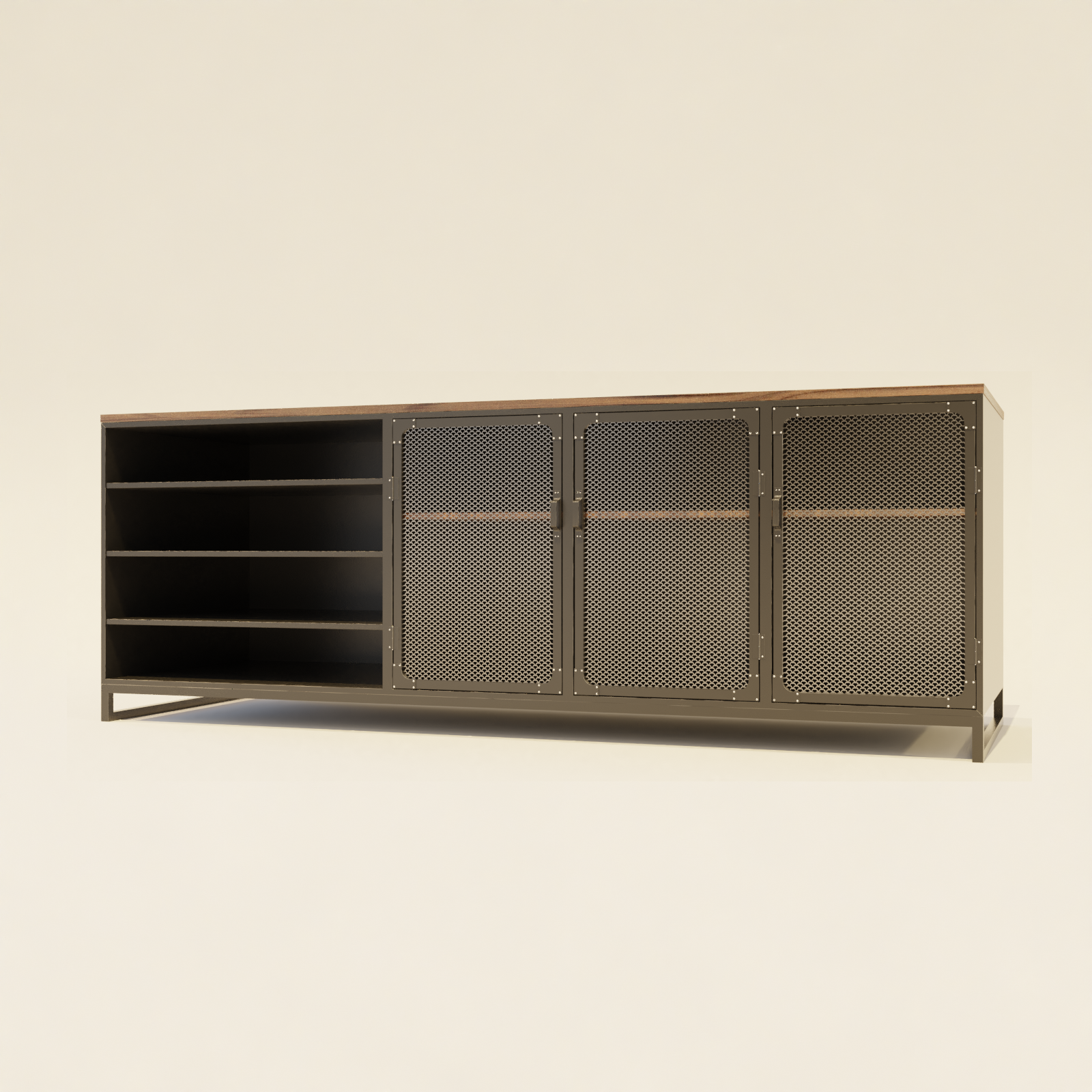 Industrial sideboard preview image 2