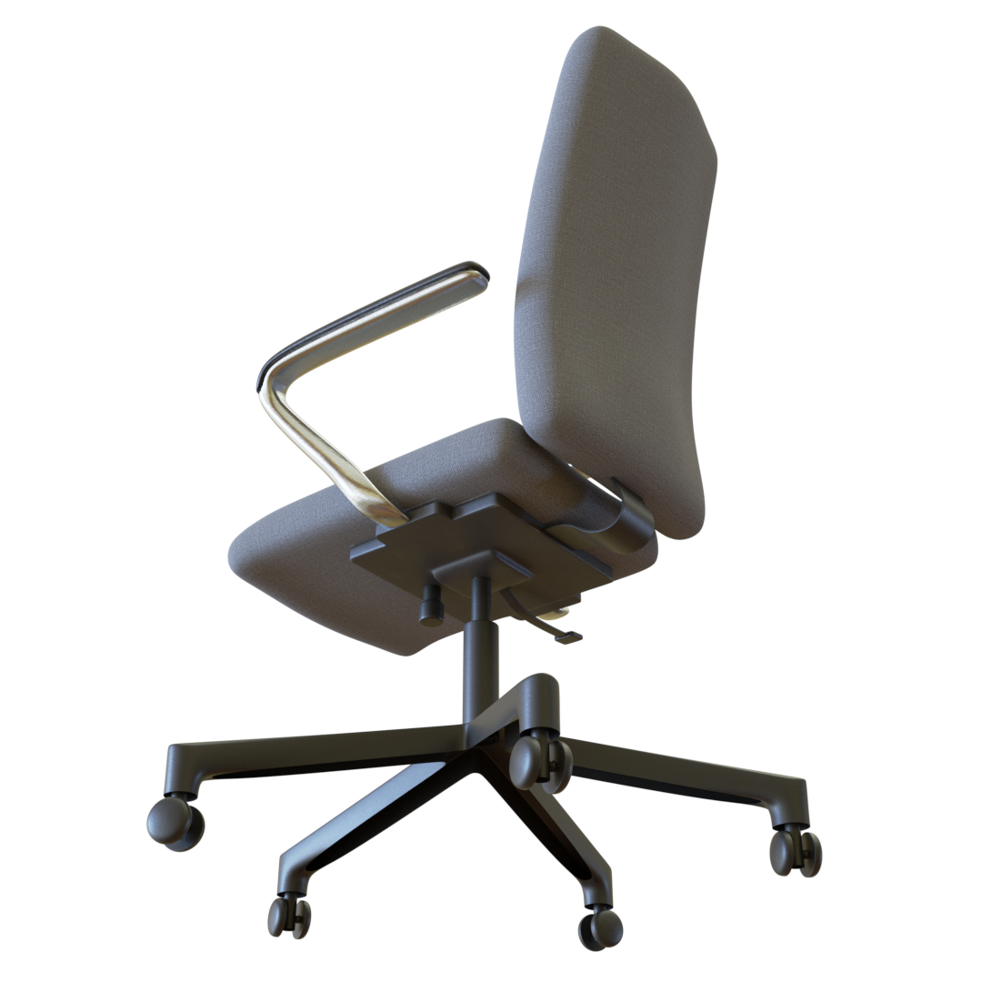 Stylish Regular Office Chair  preview image 2