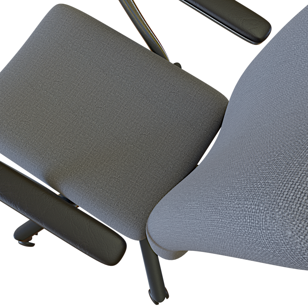 Stylish Regular Office Chair  preview image 3