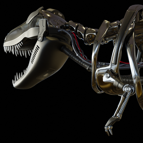 Robot T-Rex preview image