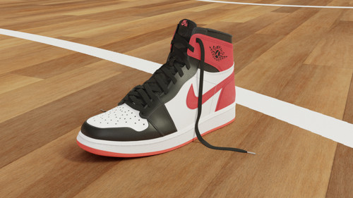 Air jordan 1 Retro high shoes preview image