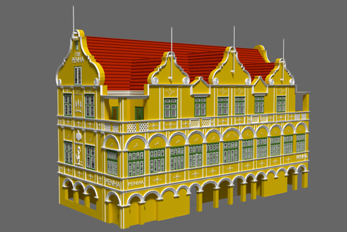 Penha Building in Curacao preview image