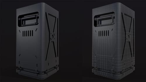Sci-Fi - boxes preview image