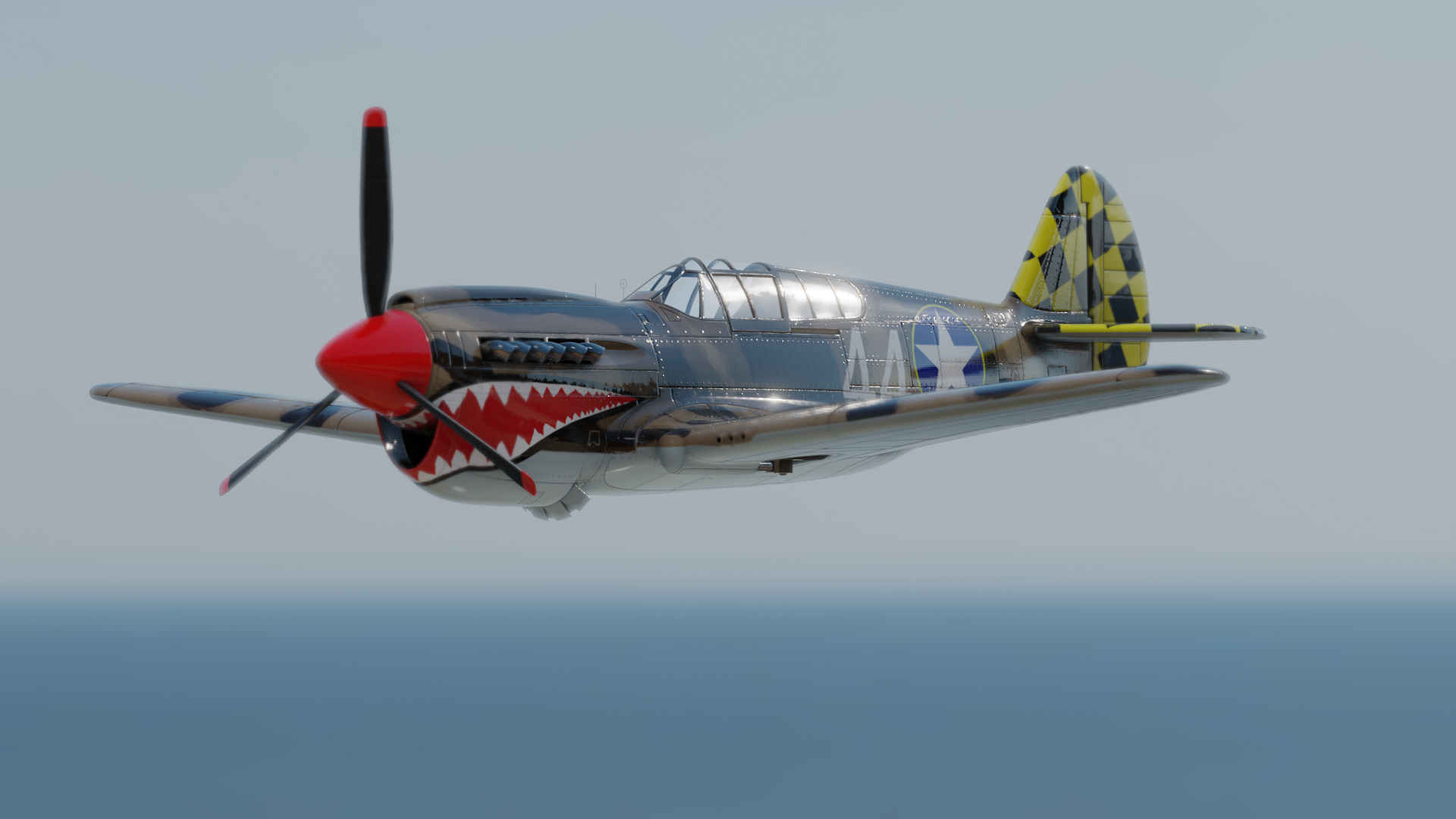 P40 Warhawk preview image 2