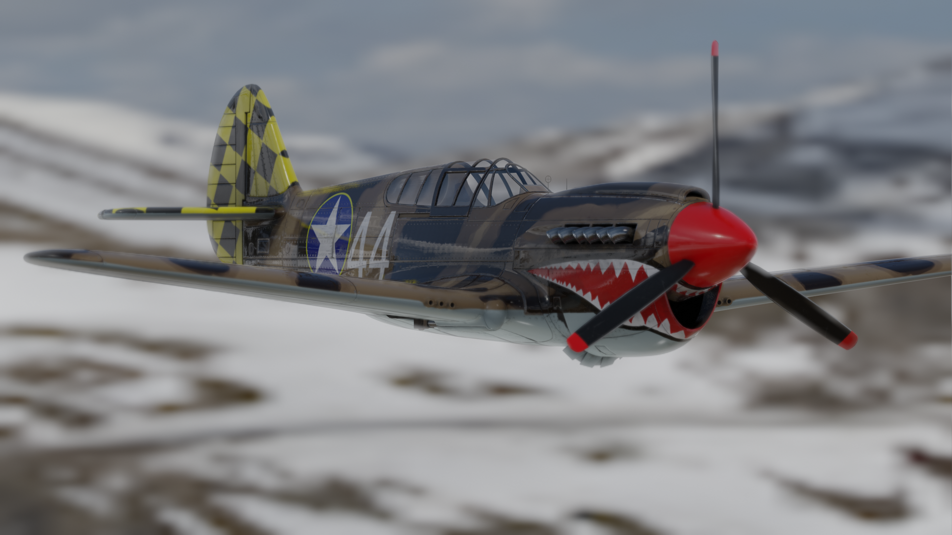 P40 Warhawk preview image 3